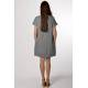 Dress Tavi (light gray)