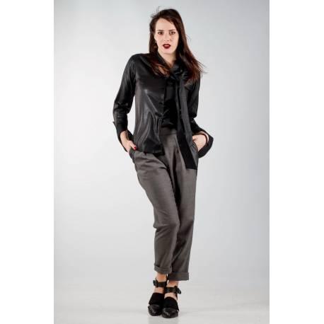 Pantalon Bianca (gris-beige)