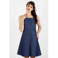 Robe Selena (bleu)