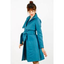 Trench Alina (turquoise)