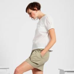 Skirt Clara (dark-beige)