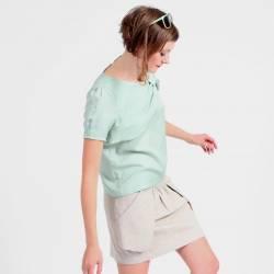 Skirt Clara (ecru)