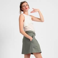 Skirt Helene (olive)