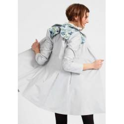 Coat Amylee (light-blue)