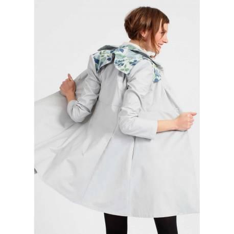 Coat Amylee (light-blue)