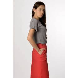Skirt Dita (poppy)